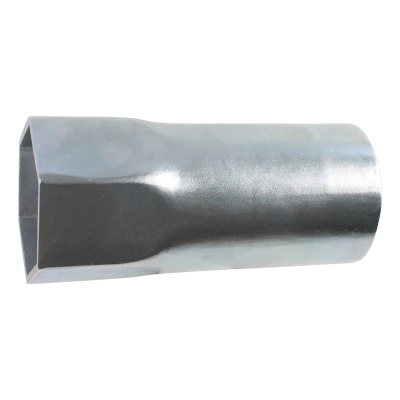 Achsmutternschlüssel 6-kant