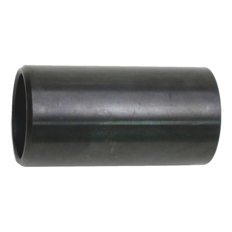 Tube de guidage pour douille à créneaux
