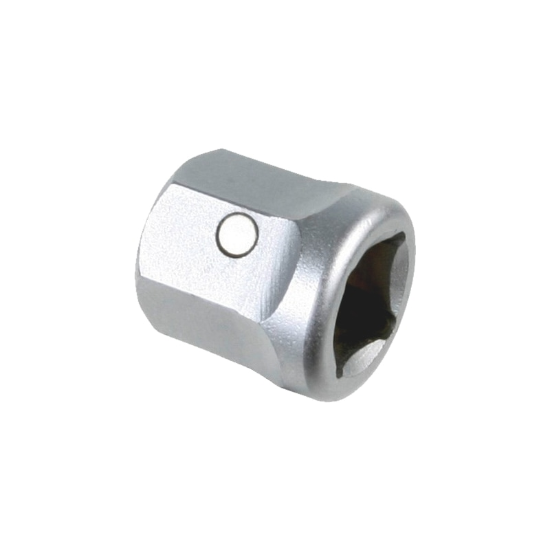 Brake calliper reset socket, steel design