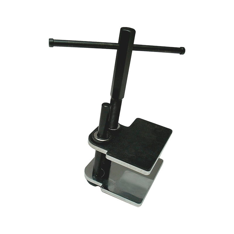 Brake piston resetting device