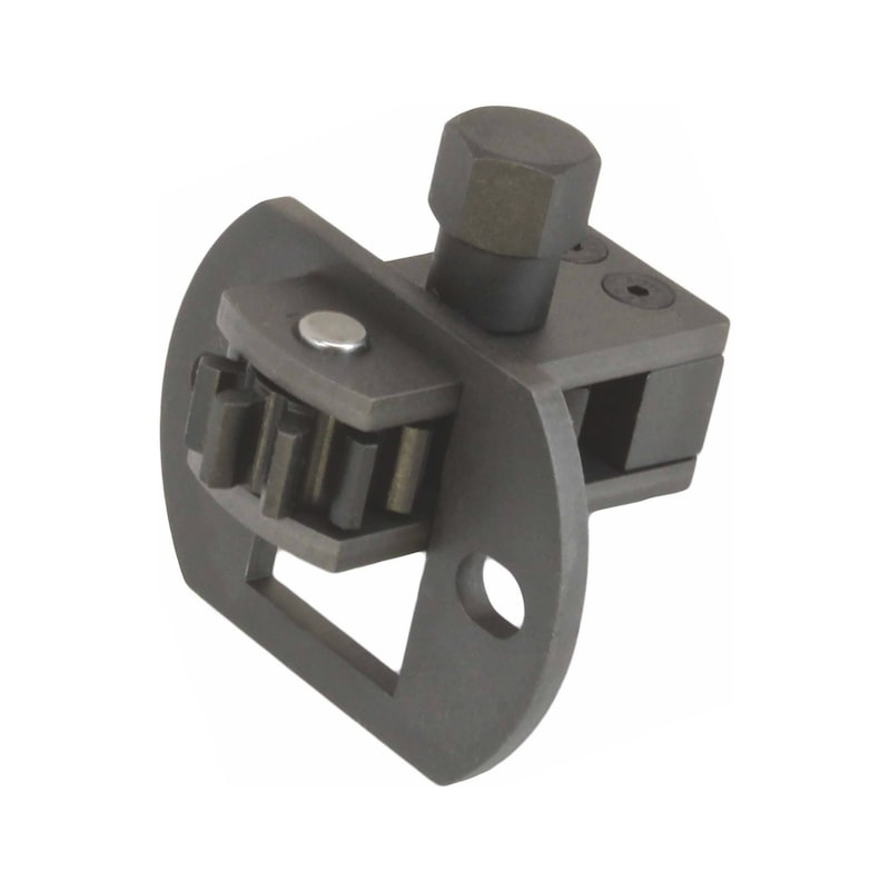 Motor-Durchdrehvorrichtung mit 2 Zahnrädern