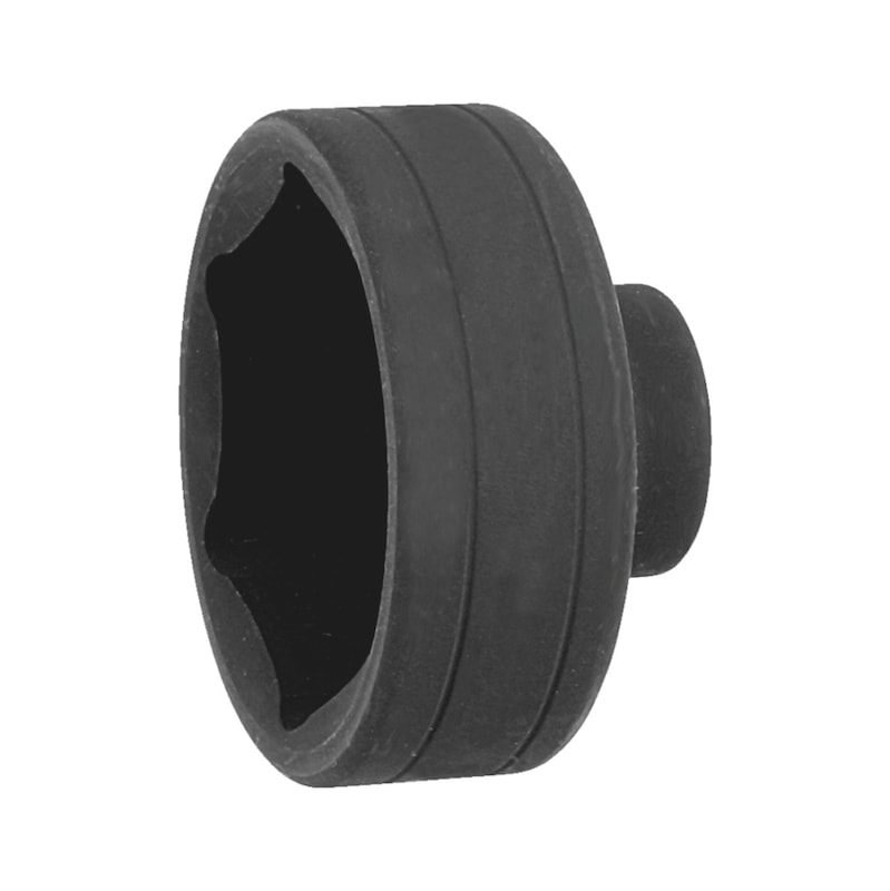 Oil filter cap wrench