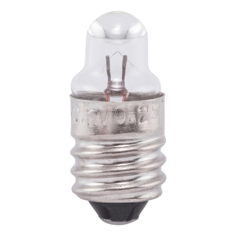 Glühbirne 2,2V/0,25A
