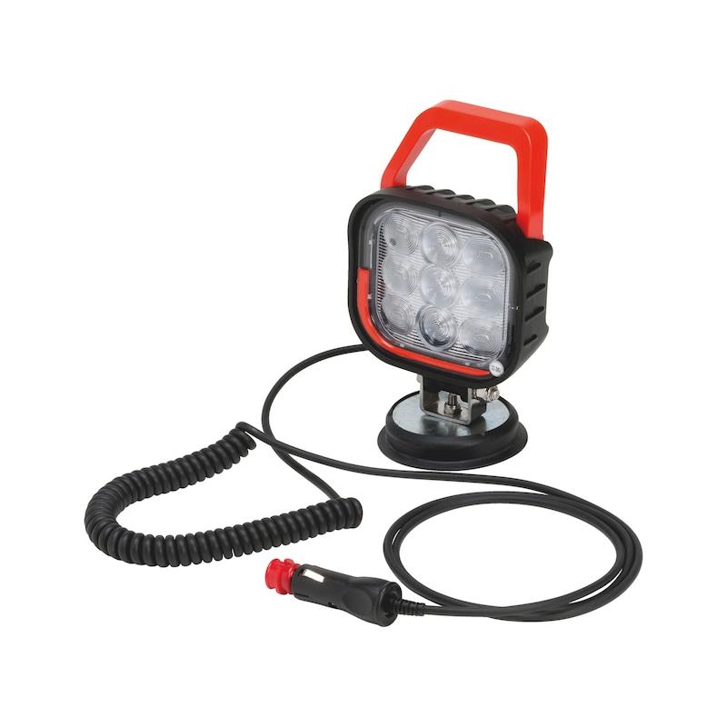 LED-Arbeitsscheinwerfer mit Magnetfuß - 2