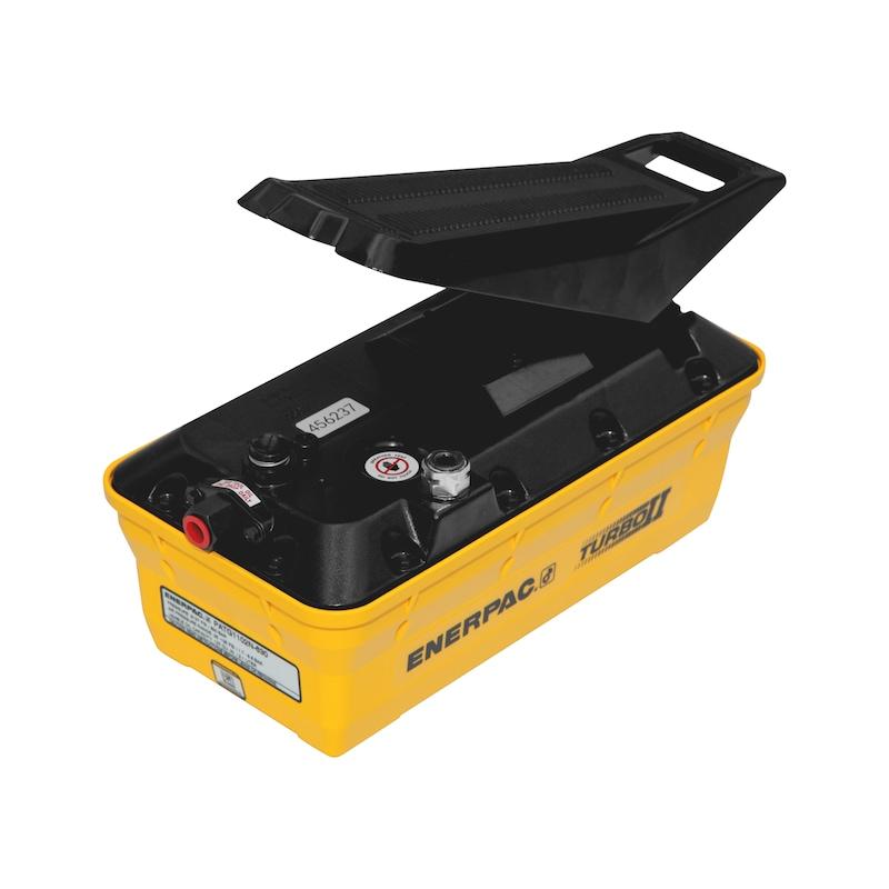 Pompa pneumoidraulica a pedale per pressa  W16P