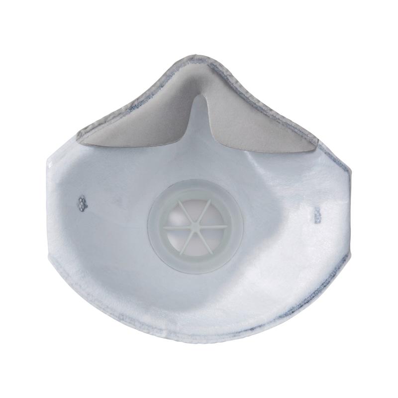 Korbmaske CM 3000 Carbon V FFP2 NR D - 2