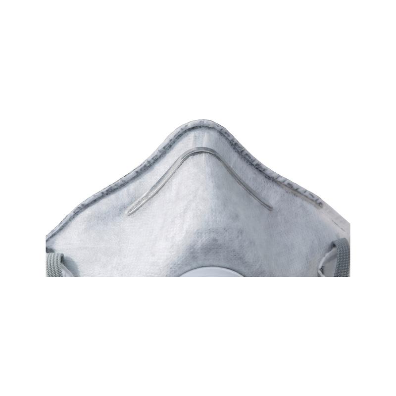 Korbmaske CM 3000 Carbon V FFP2 NR D - 3