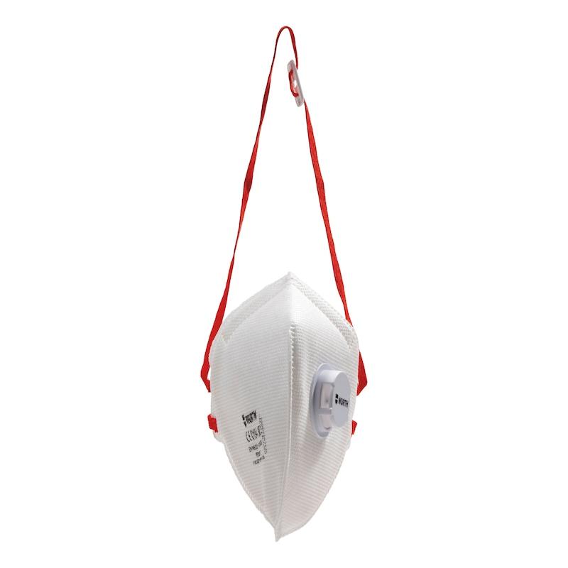 Faltmaske FM 3000 V FFP3 NR D - 1