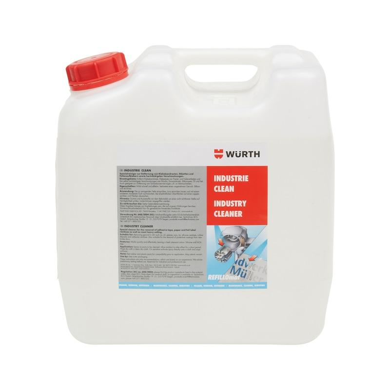 Nettoyant industriel Industrie Clean Refillomat - INDUSTRIE CLEAN 20L