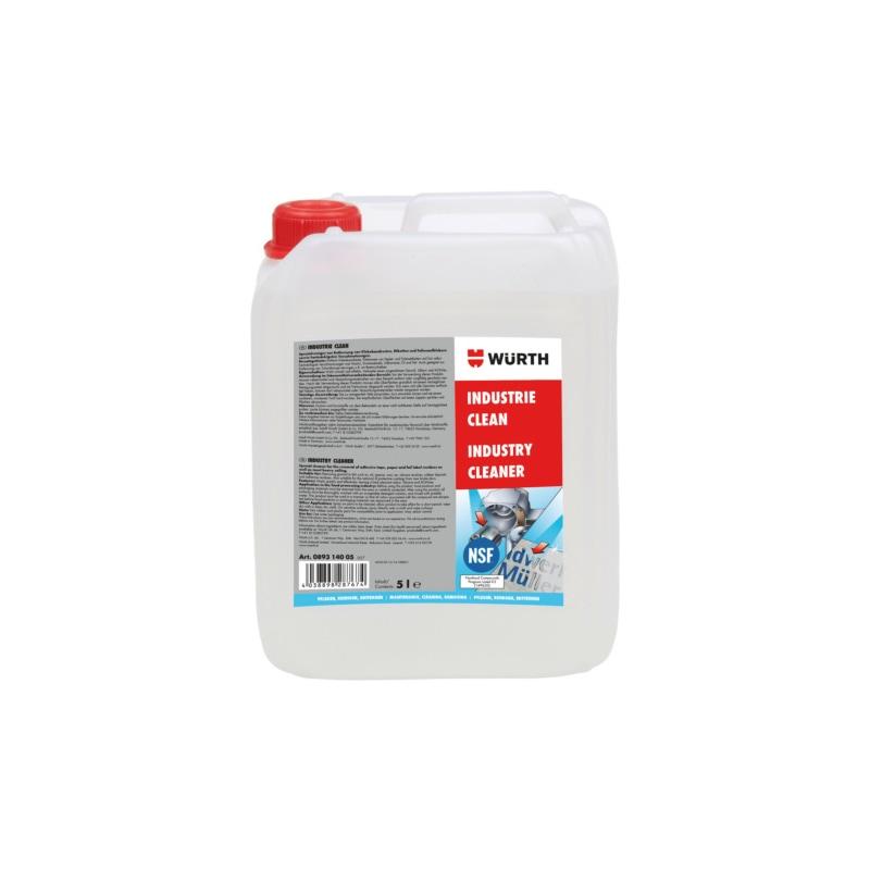 Industrirens - LBLREM-(INDUSTRY-CLEANER)-CANISTER-5LTR