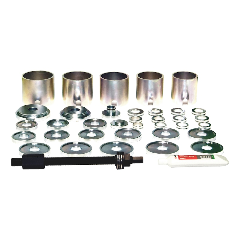 Kit d'extraction de roulement de roue - 6