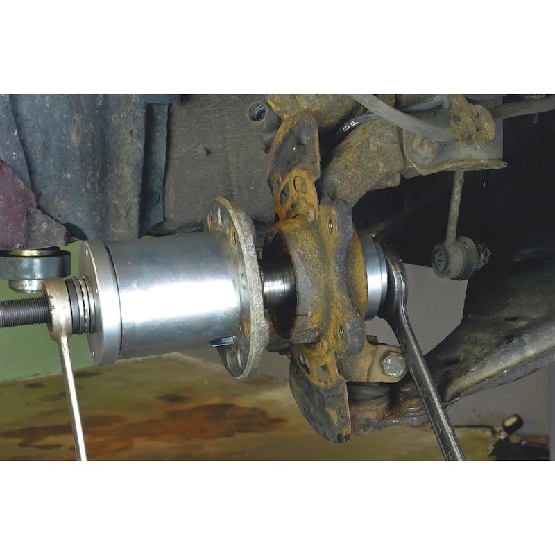 Kit d'extraction de roulement de roue - 5