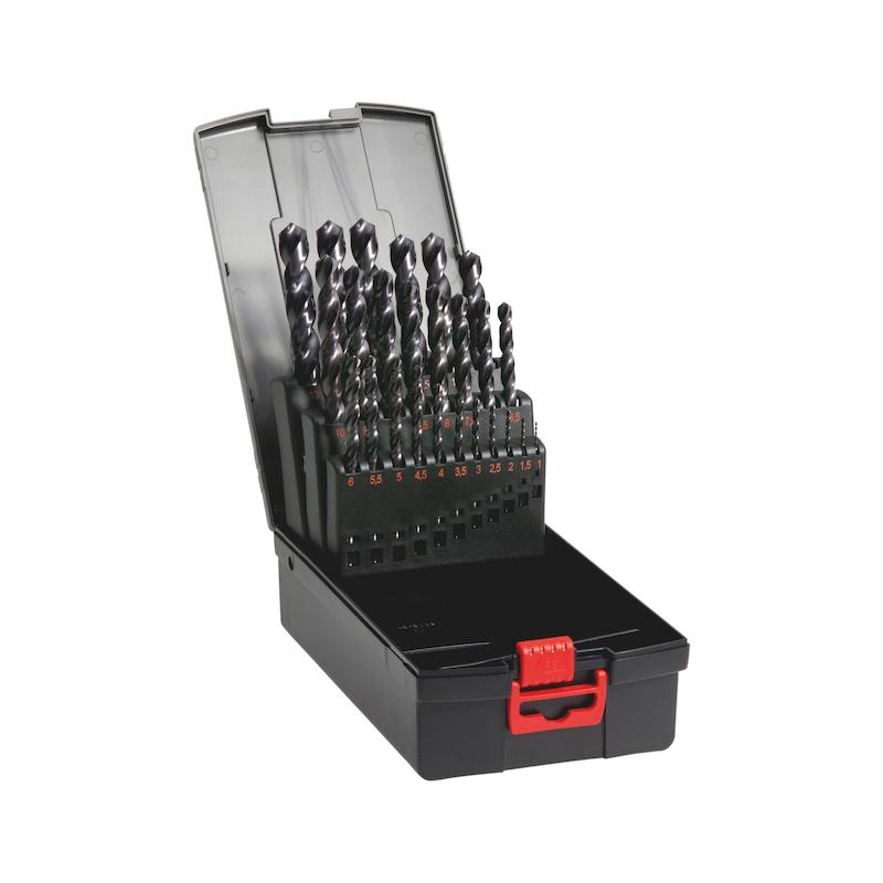 Assortiment de forets métal HSCO DIN338 type RN MFD VARIO