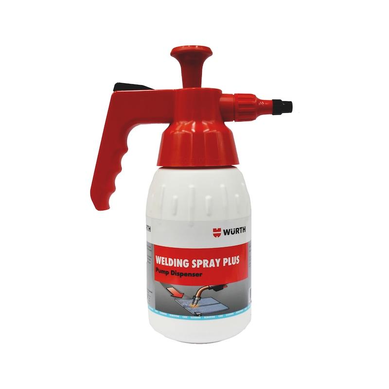Product-specific pump spray bottle Unfilled - PMPSPRBTL-EMPTY-WELDSPR-PLUS-1000ML