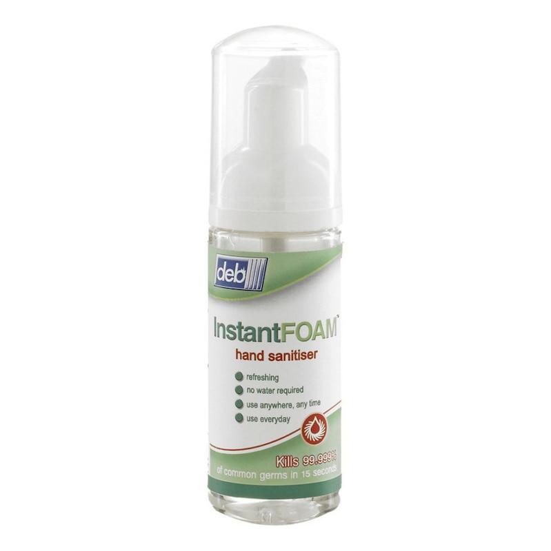 Deb instant foam Uiterst doeltreffend handdesinfectiemiddel op alcoholbasis - 2
