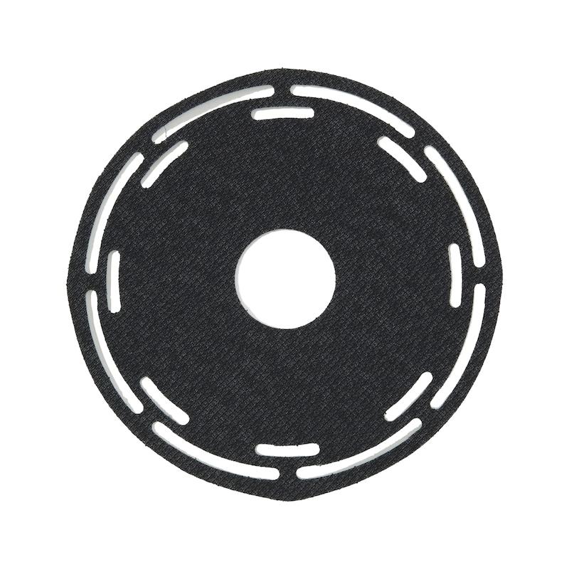 Schleifsystem staubfrei Schaumadapter - SCHAUMADAPT-SHLFPAD-DICKE5MM-D210MM