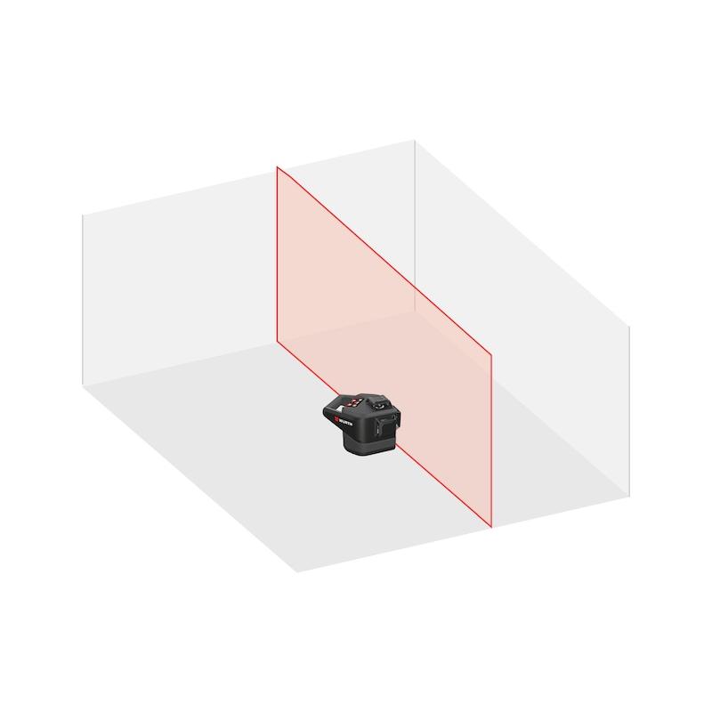 Livello laser multilinea MLL 18R - LIVELLO-LASER-MULTILINEA- MLL18R