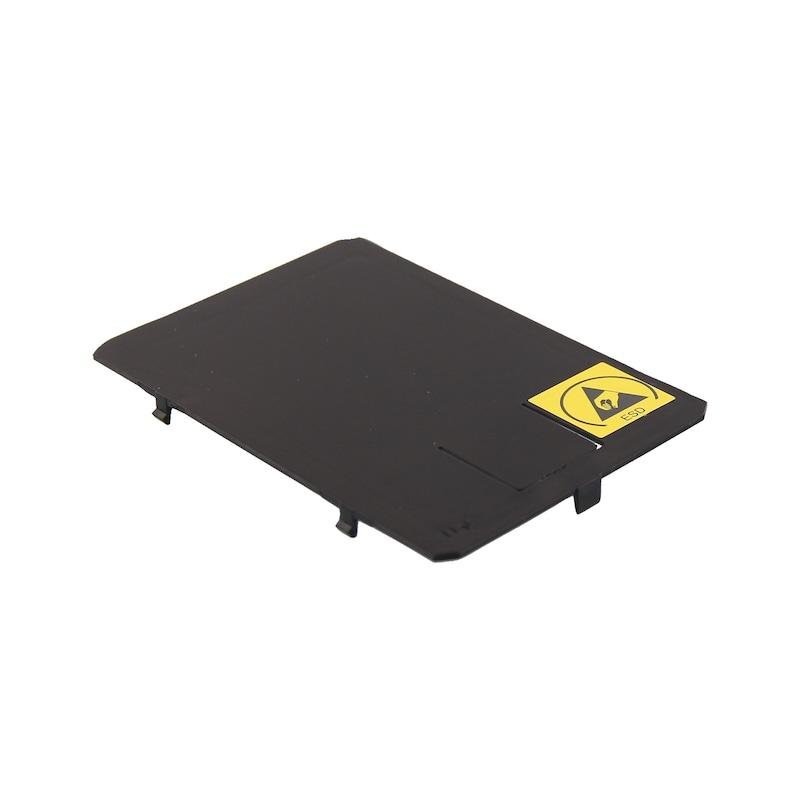 Deckel f.Lagerbox W-KLT 2.0 XS Kleinstbehälter ESD