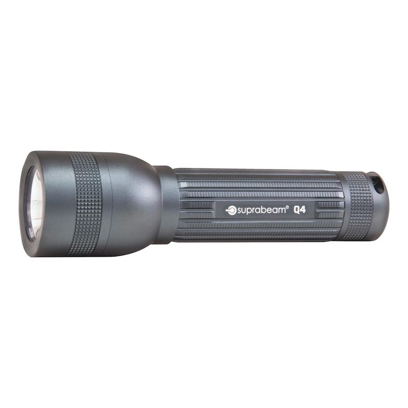 Taskulamppu LED 3 x AAA Suprabeam Q4 - TASKULAMPPU SUPRABEAM Q4 LED 3XAAA