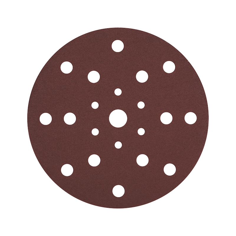 Wood dry sandpaper disc KP perfect