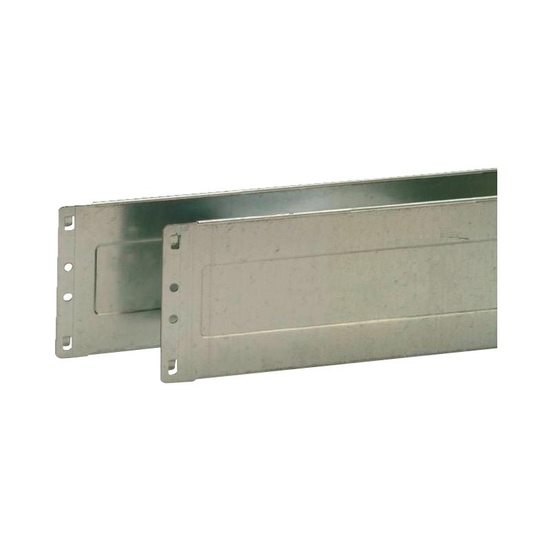 Schüttenabschluss-Set für Steckregal - 1