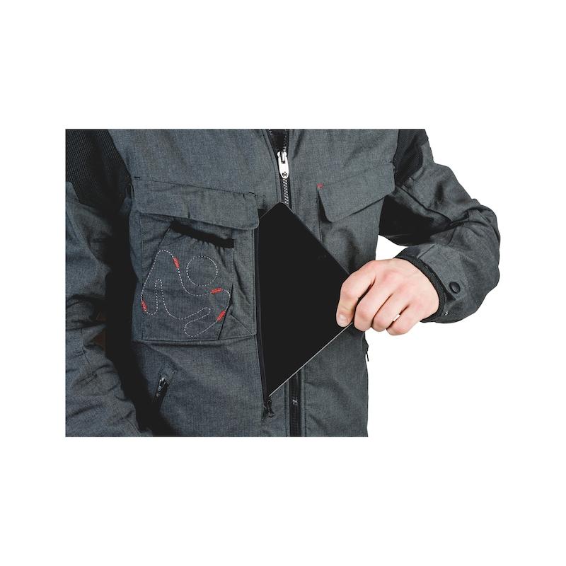 One jacket - 3