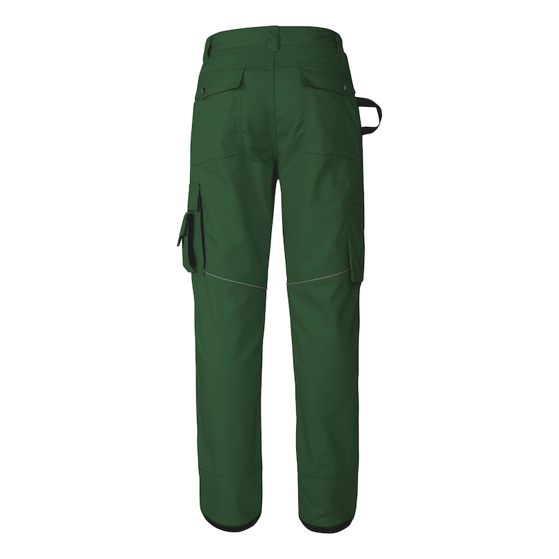 Pantalons STARLINE<SUP>®</SUP> Plus - PANTALON STARLINE PLUS VERT/NOIR T42