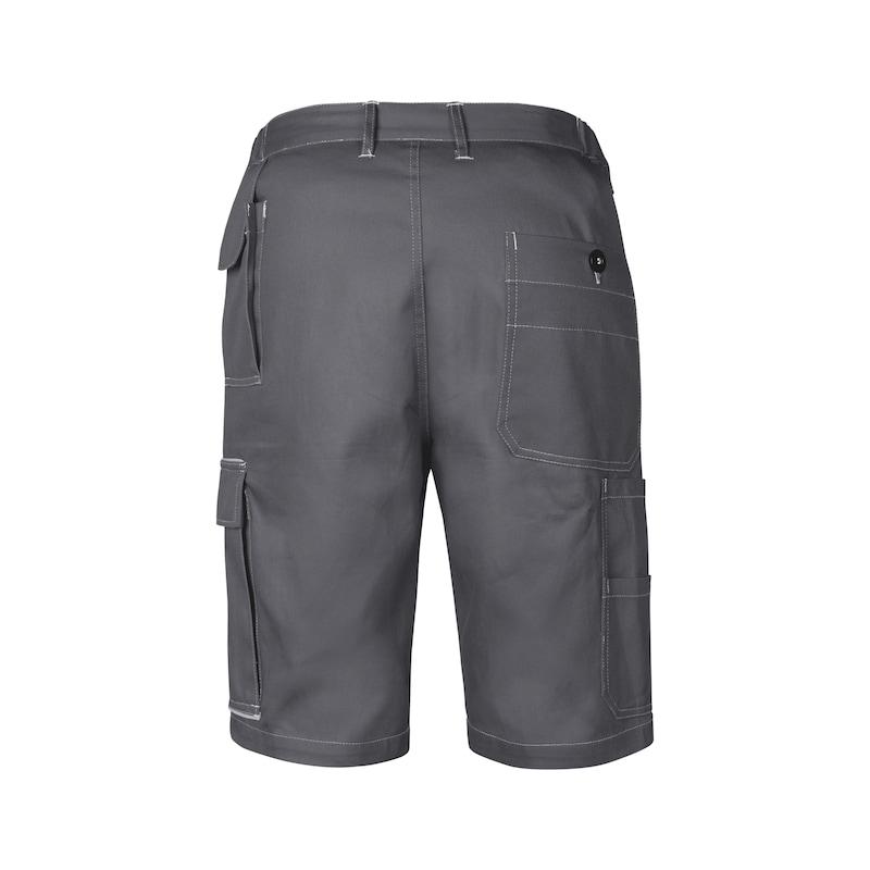Basic Shorts - BASIC SHORTS GRAU GR.60