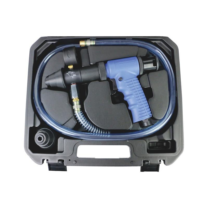 Kühlsystem-Vakuum-Befüllgerät mit Befüllpistole - 1