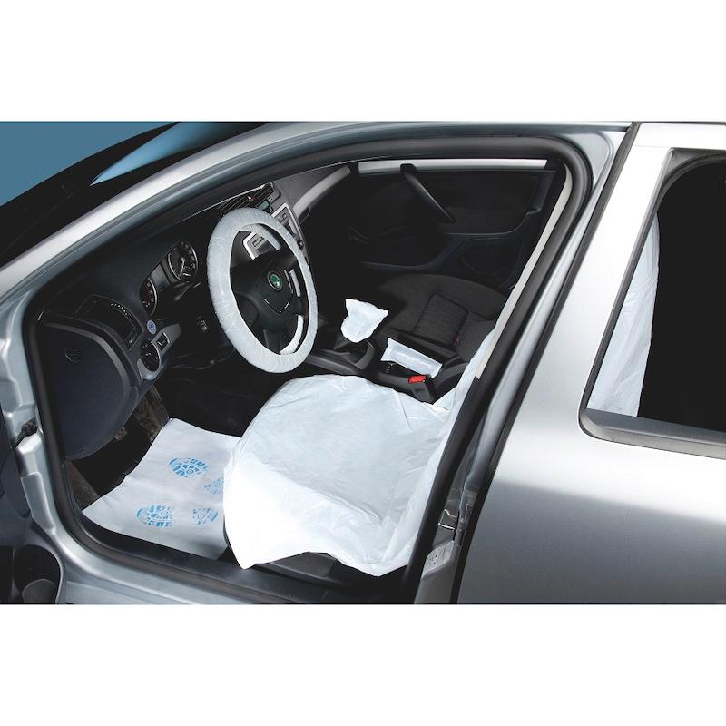 Vehicle interior protection set - 1