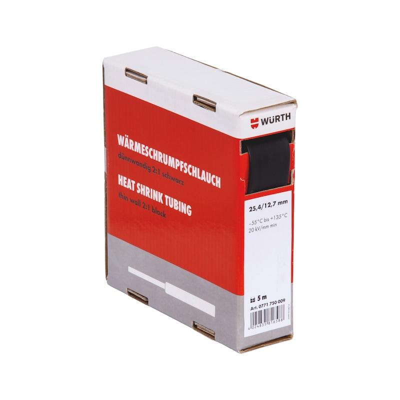 Wärmeschrumpfschlauch dünnwandig - 1