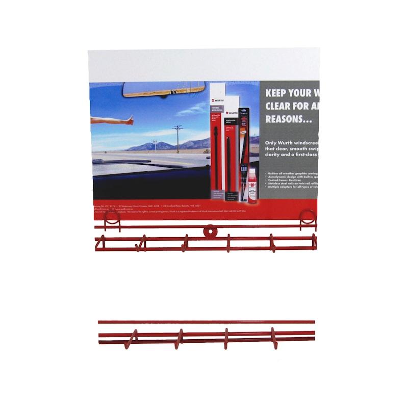 Wiper Blade Merchandiser Rack - 1