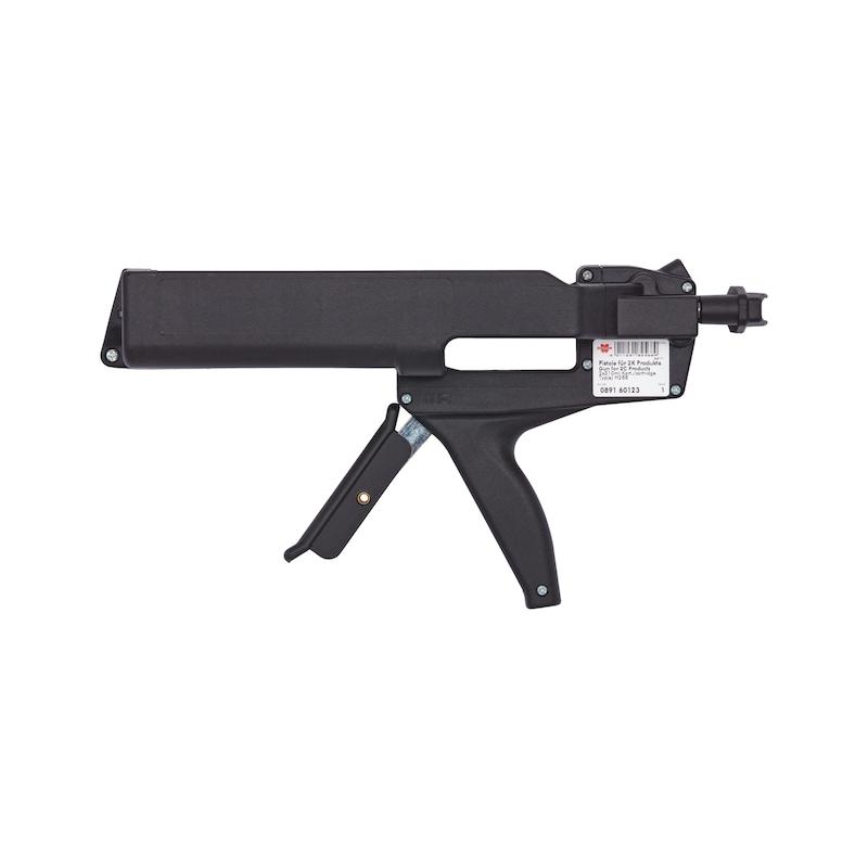 Handdruck-Doppelkartuschenpistole