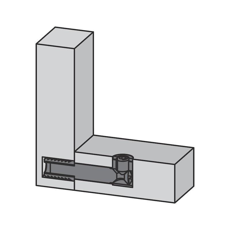 Möbel-Verbinder SE 15 - 2