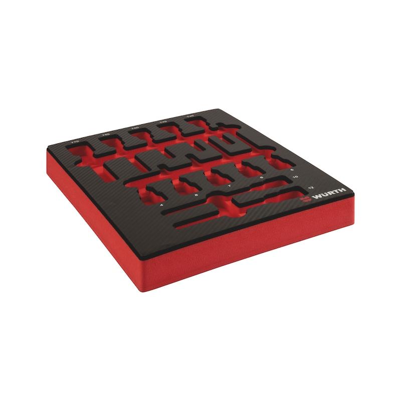 System-Einlage 4.4.1 Steckschlüssel 1/2 Zoll TX - 0