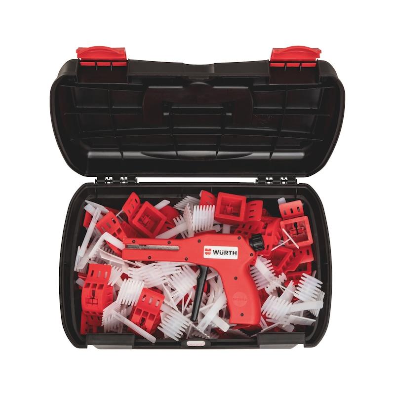 Fliesen-Nivelliersystem Set - 10