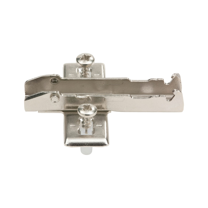 ECO cross-mounting plate Quick - 1