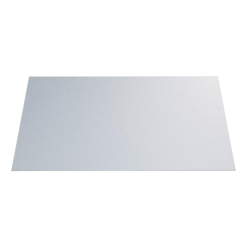 Antirutschplatte - ANTIRUPL-WEISSALU-1150X500MM