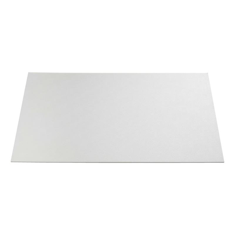 Antirutschplatte - ANTIRUPL-WEISS-1100X500MM