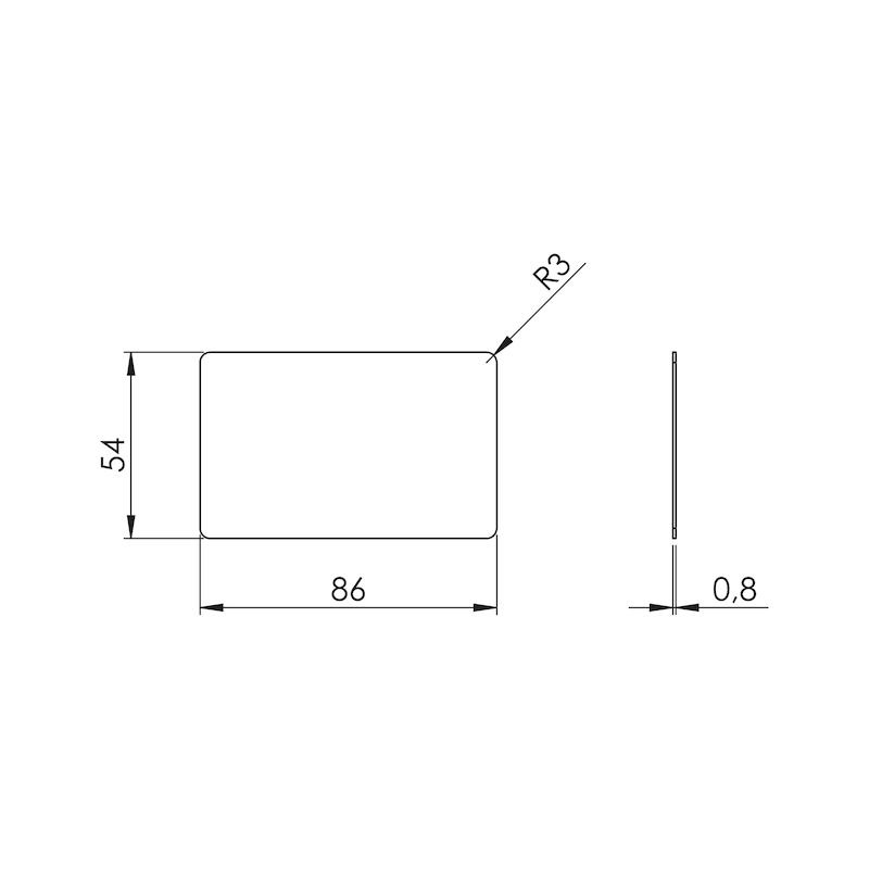 Transponderkarte - 2