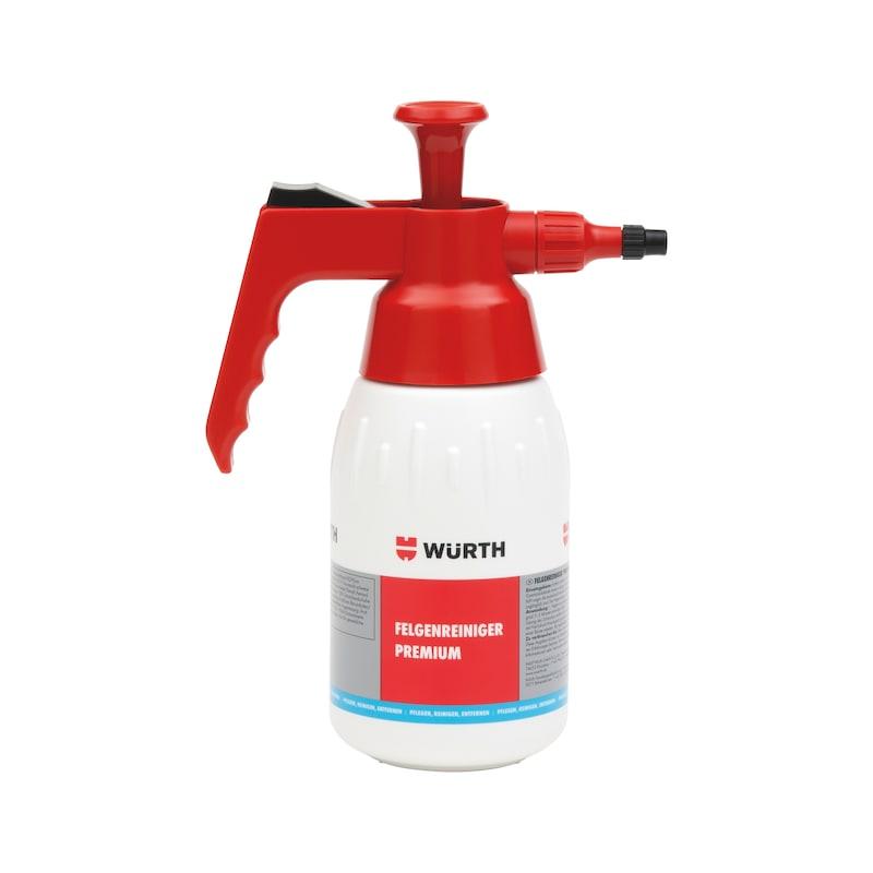 Product-specific pump spray bottle Unfilled - PMPSPRBTL-WHLCLNR-PREMIUM-EMPTY-1LTR