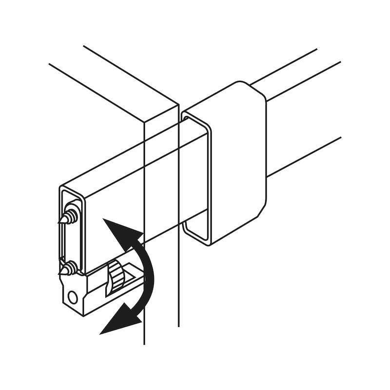 Rechteckreling-Set Nova Pro - 6