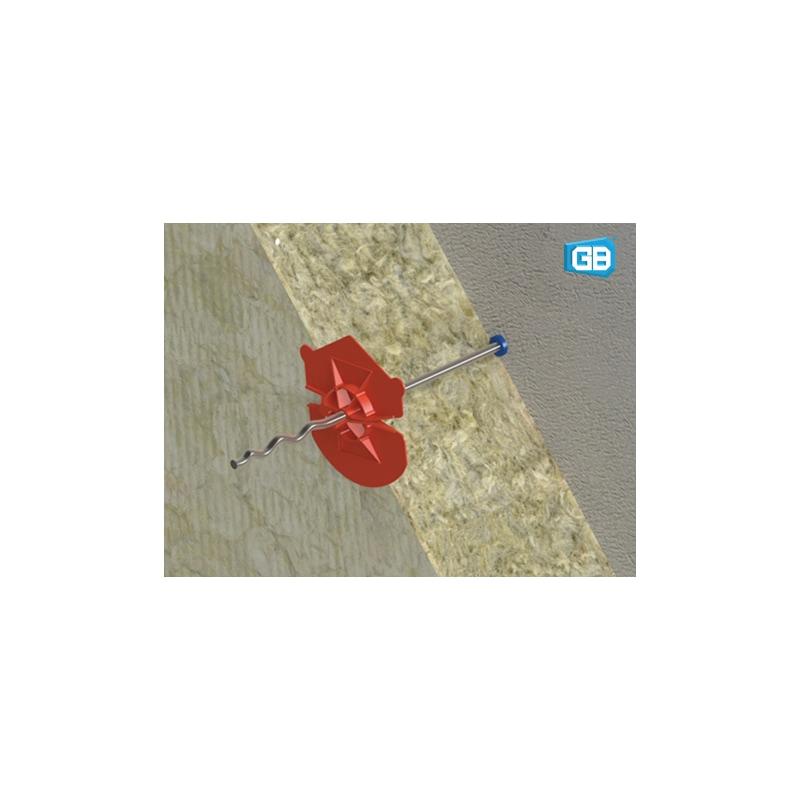 UNI-clip isolatiehouder - 2