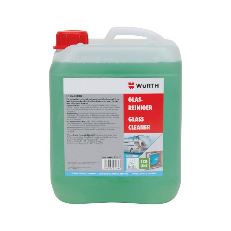 Glass cleaner - GLSCLNR-REFILL-ECO-5LTR