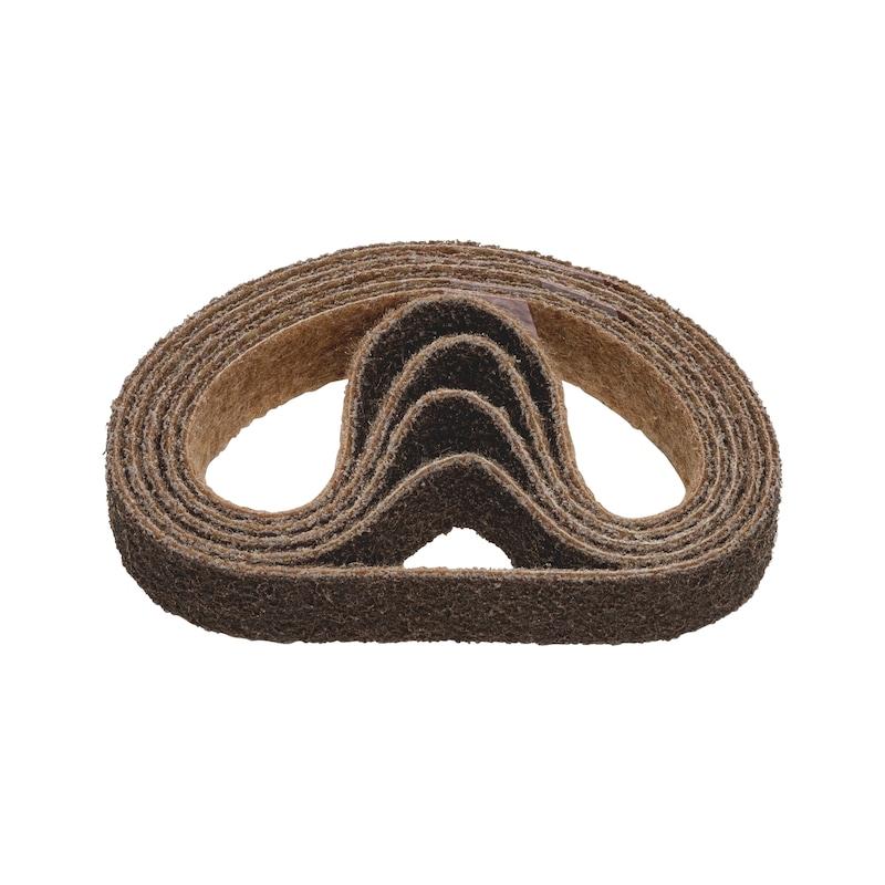 Vlies-Schleifband für Rohrbandschleifer - SHLFBA-VLI-K100/GROB-35X650MM
