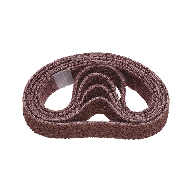 Flísový brúsny pás pre pásovú brúsku na rúrky - 0
