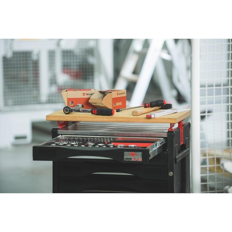 ORSY<SUP>®</SUP>BULL-Schubladenbox Serie 5 - SYSBOX-5SL-5-H400
