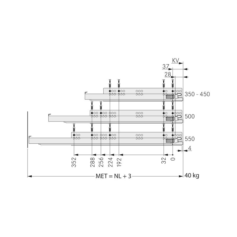 Zargen-Set Vionaro H121 - 9