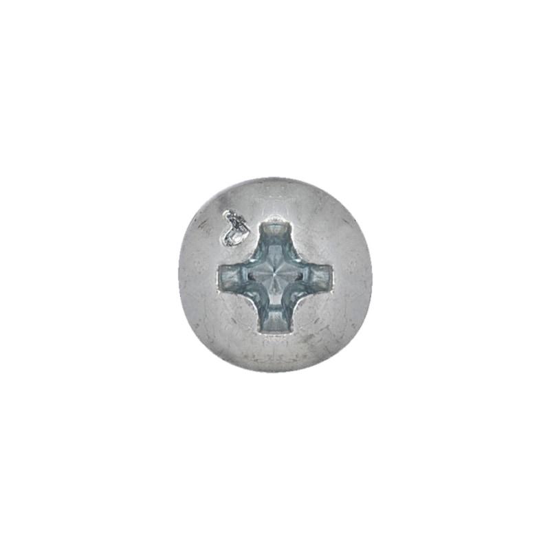 ドリルネジ、埋め込み型ヘッド付き平頭、H pias<SUP>®</SUP> - ゼブラPIAS ナベ ユニクロ 4.8×16MM