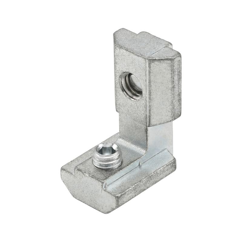Innenverbinder Zinkdruckguss - 1